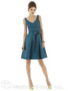 Alfred Sung Quick Delivery Bridesmaid Dresses D624-QD