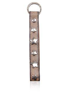 Met dit stoere leren keycord van Cowboysbag maak je jouw look helemaal af. Combineer je keykord met de bijpassende armbandjes, riemen en tassen van Cowboysbag en Cowboysbelt!