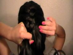 How to do a French Braid