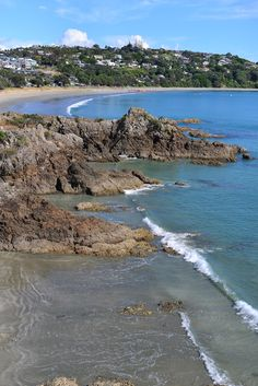 Oneroa Beach, Waiheke Island, New Zealand Cara Crumbliss Photography