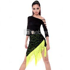 Accesorios(Rosa / Amarillo,Rayón / Poliéster,Danza Latina / Samba) -Danza Latina / Samba- paraMujer Borla(s) RepresentaciónPrimavera, 2016 - $79.99