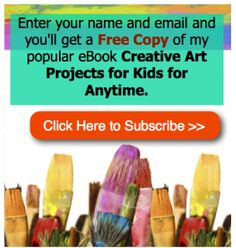 Want to sign up for my weekly newsletter? www.artlessonsforkids.me