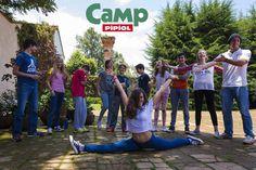 Formación y presentación de Patrullas de Verano 2. #CampPipiol2015