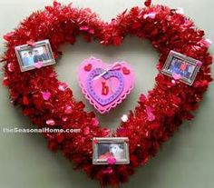 VALENTINE WREATHS - - Yahoo Image Search Results