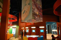 Interactive exhibits are all the rage at Children's Museums. But touch screens and technology aren't enough.
