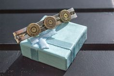 Bullet barrette Hair barrette hair accessory by OneBadBatCreations