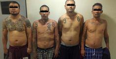 Fiscalía procedió penalmente contra cuatro Mexicles detenidos en el centro con 4 kilos de marihuana | El Puntero