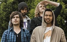 The Temper Trap-sound city-Liverpool 2012