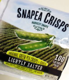 Fitness Friday:: My Experience With Harvest Snaps Snapea Crisps Snack - Chic From Hair-2-ToeChic From Hair 2 Toe