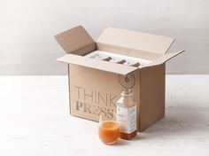 THINK Press — The Dieline - Branding & Packaging