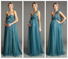 Buy wholesale beaded bridesmaid dresses,beautiful bridesmaid dresses along with black bridesmaid dress on DHgate.com and the particular good one- Dusty Blue Maternity Bridesmaids Dress Convertible Backless Empire A Line Bridesmaid Gowns Women Formal Brides Maid Dresses Long Cheap 2015 is recommended by gardeniadh at a discount.