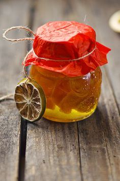 orange jam via #something   bulgarian site for recipies and foodies photograhy.repin it please.thanks Marmalade Jam, Orange Jam, Citrus Trees, Jelly, Lime, Christmas Gifts, Favorite Recipes, Cooking, Bulgarian