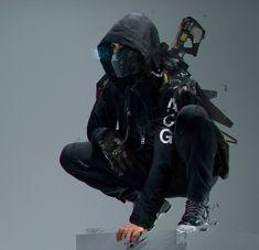 Сyberpunk Art