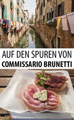 Venedig: Geschichten, Drehorte, Geheimtipps und kulinarische Empfehlungen von Donna Leon und Commissario Brunetti.