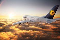 Lufthansa aumenta sus ganancias un 64% hasta 474 M € entre enero y septiembre