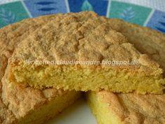 La torta con farina di mandorle e con tanti senza (Senza burro, latte, glutine, lievito)