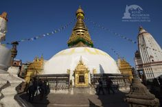 Swayambhunath Stupa a.k.a Monkey Temple