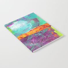 Our notebooks feature wraparound artwork from the world's best artists, with an anti-scuff laminate cover. Unleash your creativy on 52 pages of high quality 70lb text paper - minimal show-through even when you use heavy ink! Available in lined and unlined versions.