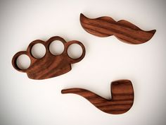 """How to: Make DIY """"Manly"""" Wooden Teething Toys"""