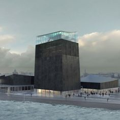 """Guggenheim Helsinki winners: """"architecture is best conceived in reserve and introspection"""""""