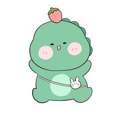 Panda, Hello Kitty, Bunny, Cute, Anime, Fictional Characters, Creativity, Cute Bunny, Hare