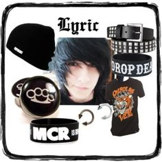 stuff for that emo boy in ur life
