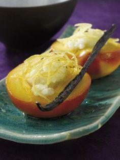 Top 20 des recettes à base de pêches et nectarines pour l'été