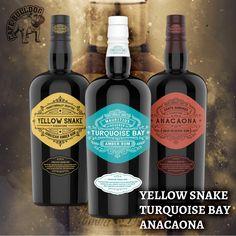 Skvělý výběr 3 rumů v Cafe Bulldog. Pokud si chcete rozšířit znalosti a chuťové buňky, vyzkoušejte tyto tři vybrané druhy rumů. Yellow Snake, Whisky, Whiskey Bottle, Rum, Drinks, Drinking, Beverages, Drink, Rome