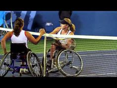 This is one amazing lady! Wheelchair tennis player Mackenzie Soldan talks us through last year's gold-medal match Inspiring Women, Inspiring People, Great Women, Amazing Women, Adaptive Sports, Tennis Players Female, Finding New Friends, Who Runs The World, Wheelchairs