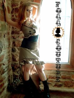 Steampunk Window print by Fogg Couture and League of Fogg
