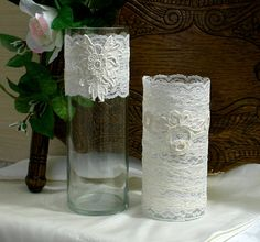 Victorian wedding centerpiece French Country by Bannerbanquet, $29.00