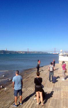 Cais das Colunas. Lisbon - Portugal.