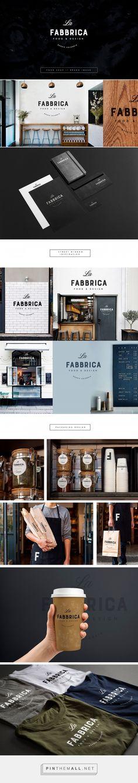 La Fabbrica Food & Design store concept by Michela Sansone