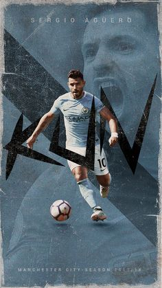 Strikers on fire! on Behance Football Soccer, Football Players, Manchester City Wallpaper, Football Background, Kun Aguero, Soccer Cards, Sports Graphic Design, Football Design, Football Photos