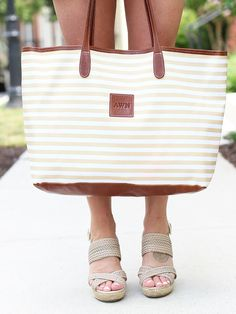 Barrington The St Anne Tote | @loveeashlyn