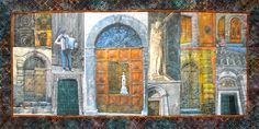 A gallery of Art Quilts by Melissa Sobotka