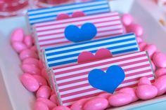FREE Valentine's Day Printable Candy Bar Wrappers by Haute Chocolate