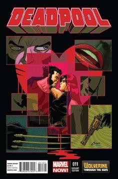 Deadpool #11 Variant