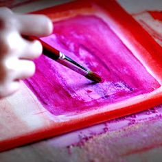 Kids art activity: arteascuola: Inspired by Rothko chalk pastel blending with baby oil and brush Middle School Art, Art School, Ms Project, Project Ideas, 5th Grade Art, Ecole Art, Chalk Pastels, Soft Pastels, Pastel Art