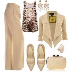"""Elegant Evening"" by susanstreet on Polyvore   Fifty not Frumpy on Facebook"
