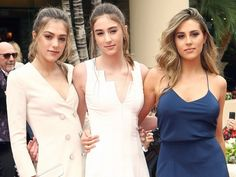 3 of  Sylvester Stallone's daughters gracing the Golden Globes stages.So what styles are they thinking?http://buff.ly/2j7z2oV  #Girls