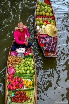 Bangkok Travel, Bali Travel, Thailand Travel, Laos, Vietnam, Thailand Floating Market, People Around The World, Around The Worlds, Sri Lanka