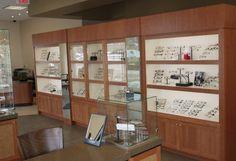 Deer Valley Vision Center | Optical Office Design | Barbara Wright Design
