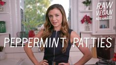 Raw. Vegan. Not Gross. - Peppermint Patties
