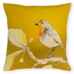 yellow+bird+pillow.jpg 530×530 pixels