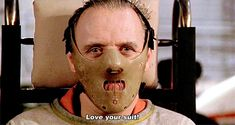 The silence of the lambs hannibal and clarice silence - Hannibal lecter zitate ...