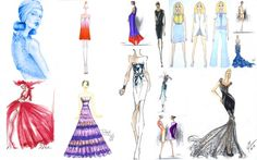 Designer Inspiration for Spring 2013