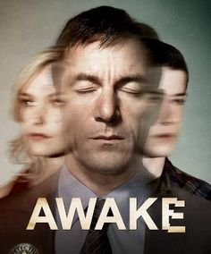 Awake- found this show on Netflix. How I've missed it. Can't believe it got canceled!