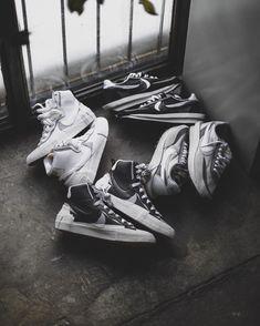 Our social Trends Jordan 1, Jordan Retro, Surf Style Men, Nike Air Max, High Tops, Nike Waffle, Fashion Week, Mens Fashion, Hype Shoes