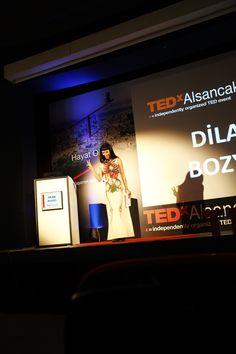 Dilan Bozyel at TEDxAlsancak